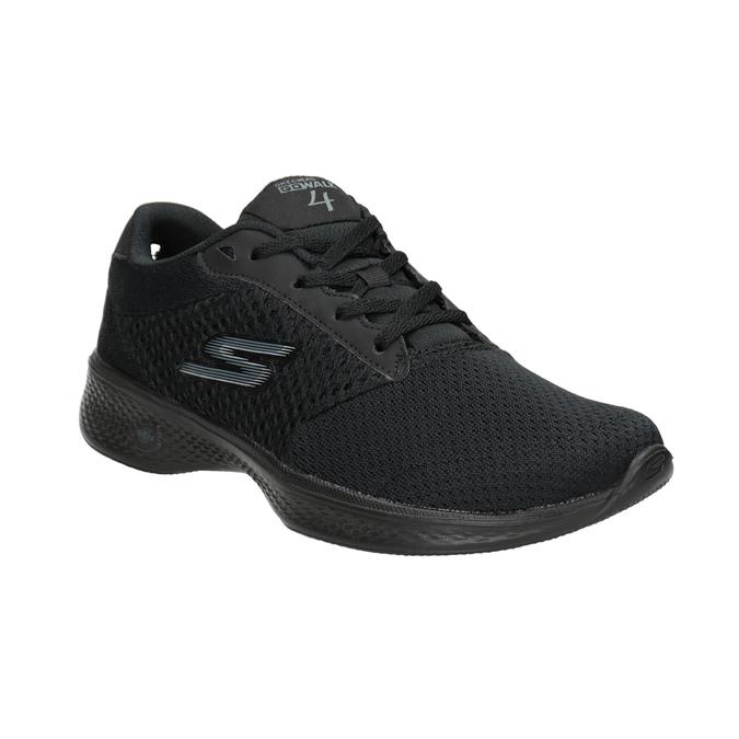 Dámské černé tenisky skechers, černá, 509-6325 - 13