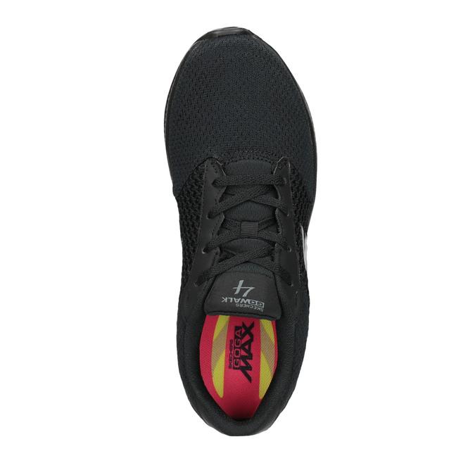 Dámské černé tenisky skechers, černá, 509-6325 - 15