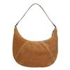 Hnědá kožená kabelka bata, hnědá, 964-4275 - 16