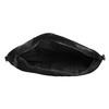 Černé kožené psaníčko bata, černá, 964-6265 - 15