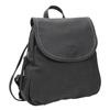 Dámský městský batoh gabor-bags, černá, 961-6025 - 13