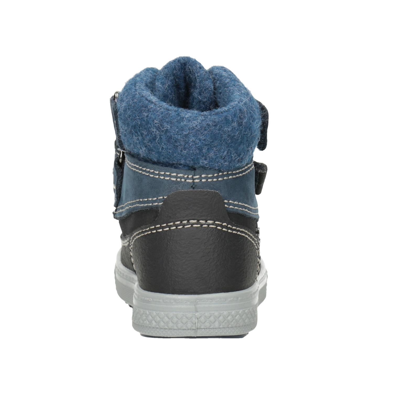Primigi Dětská zimní obuv z kůže - Všechny dětské boty  198da23a44