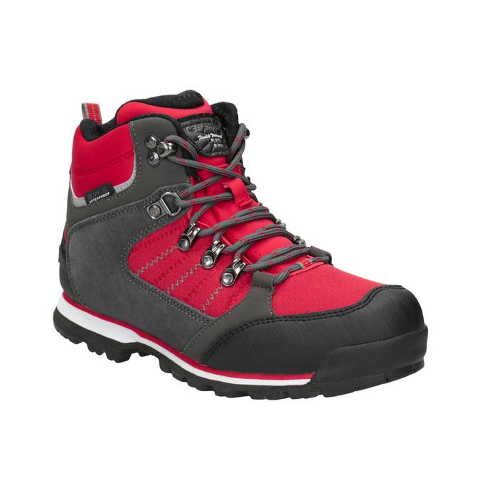 Dětská zimní obuv v Outdoor stylu icepeak, červená, 399-5016 - 13