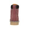 Kotníčková obuv na výrazné podešvi weinbrenner, červená, 596-5664 - 16