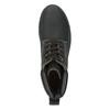 Pánská kožená zimní obuv weinbrenner, černá, 896-6656 - 26