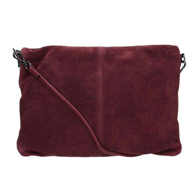Vínová Crossbody kabelka bata, červená, 964-5265 - 16