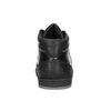 Kožené pánské kotníčkové tenisky bata, černá, 844-6644 - 16