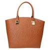 Hnědá dámská kabelka bata, hnědá, 961-3821 - 17