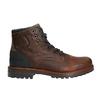 Kožená pánská obuv s masivní podešví bata, hnědá, 896-4665 - 15