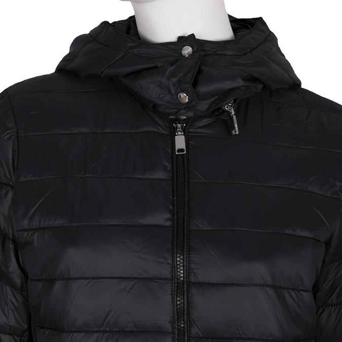 Dámská bunda s kapucí bata, černá, 979-6159 - 16