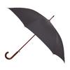 Velký černý deštník doppler, černá, 909-6661 - 13