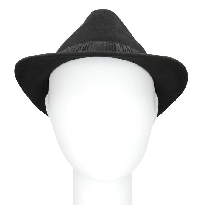 Černý klobouk bata, černá, 909-6674 - 16