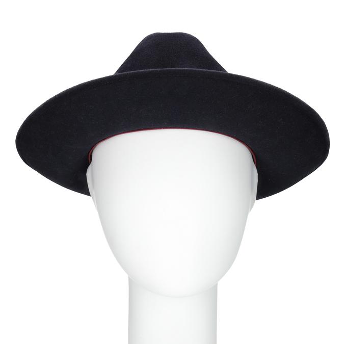 Tmavě modrý klobouk tonak, modrá, 909-9653 - 16