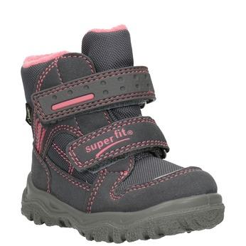 Dětská zimní obuv na suché zipy superfit, 299-0025 - 13