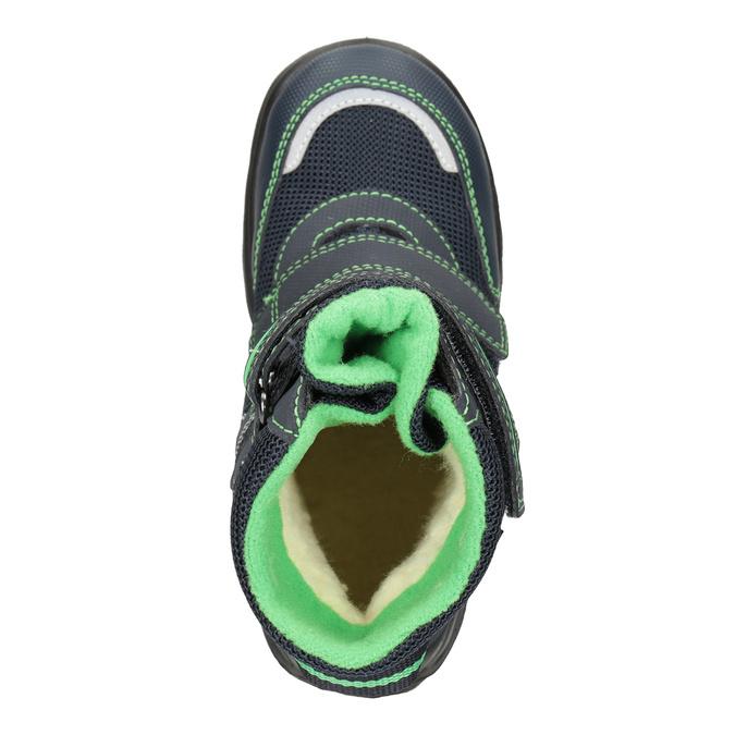 Dětská zimní obuv superfit, modrá, 399-9028 - 15