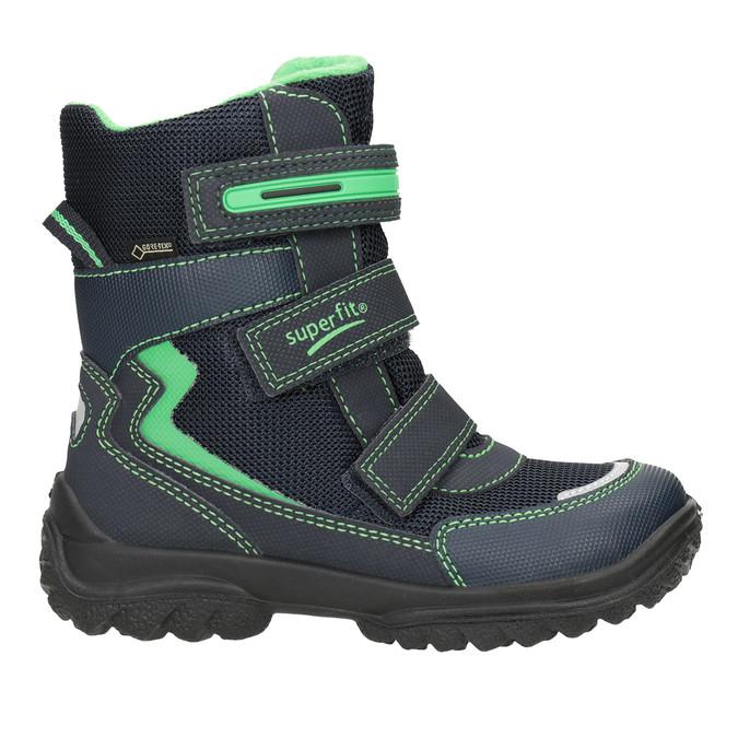 Dětská zimní obuv superfit, modrá, 399-9028 - 26
