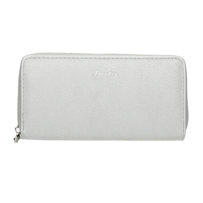 Stříbrná dámská peněženka bata, stříbrná, 941-2155 - 26