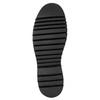 Kotníčková obuv s masivní podešví bata, hnědá, 896-4683 - 19