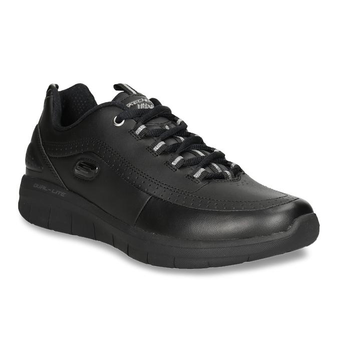 Dámské černé tenisky skechers, černá, 501-6317 - 13