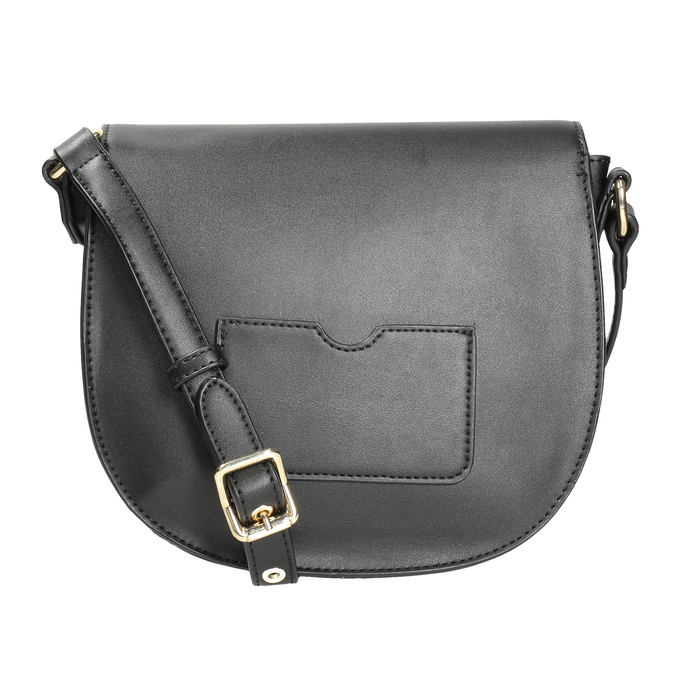 Dámská Crossbody kabelka pepe-moll, černá, 961-6063 - 16