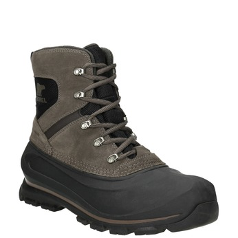 Kožená pánská zimní obuv sorel, 826-4068 - 13