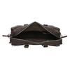 Pánská kožená taška bata, hnědá, 964-4112 - 15