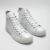 Bílé kotníčkové tenisky diesel, bílá, 501-6743 - 26