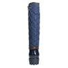 Modré dámské holínky bata, modrá, 592-9402 - 16
