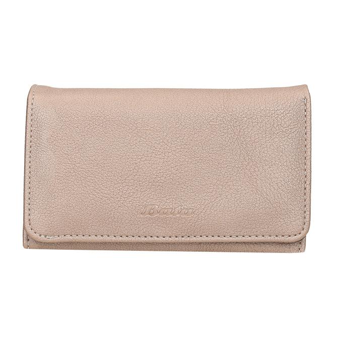 Dámská peněženka s prošitím bata, 941-5156 - 26