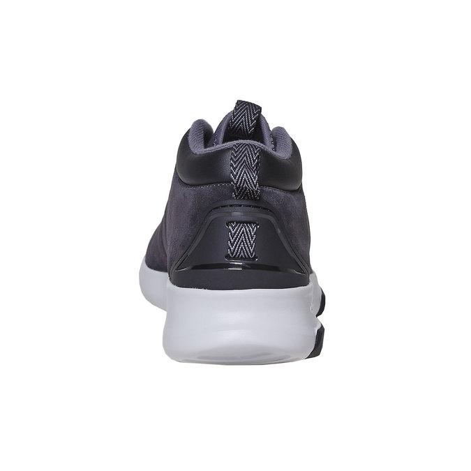 Kožené pánské tenisky adidas, černá, 803-6202 - 17