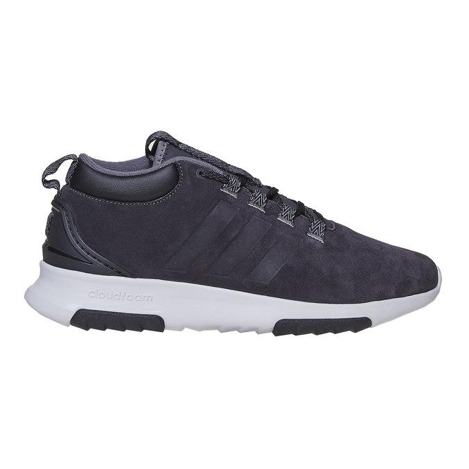 Kožené pánské tenisky adidas, černá, 803-6202 - 15