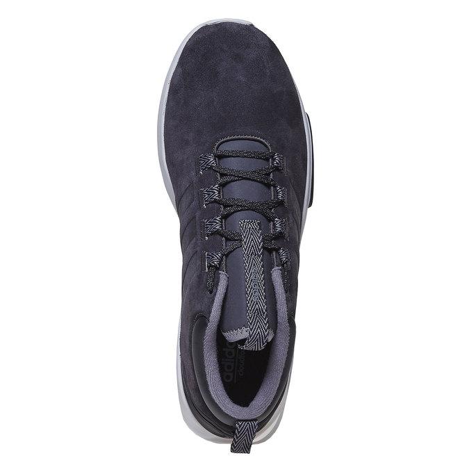 Kožené pánské tenisky adidas, černá, 803-6202 - 19