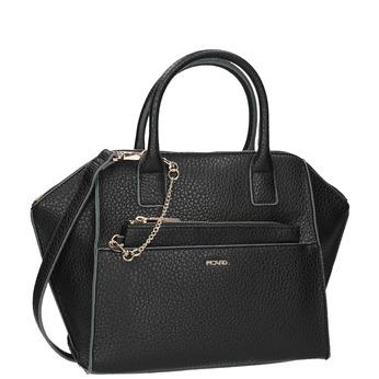 Dámská kabelka s pevnými uchy picard, černá, 961-9065 - 13