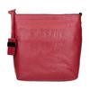 Červená kožená Crossbody kabelka picard, červená, 964-5094 - 26