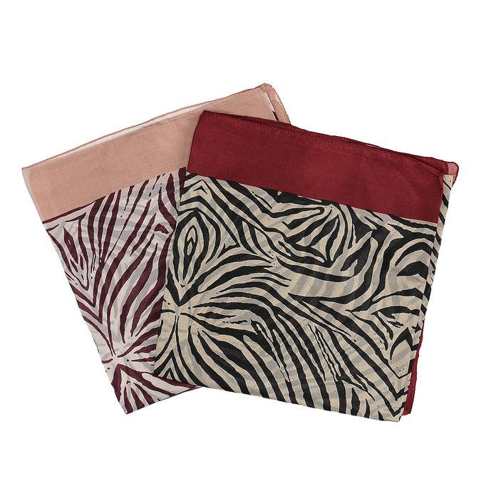 Šátek se vzorem bata, 909-0621 - 13