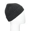 Pletená čepice s lemem bata, vícebarevné, 909-0677 - 26