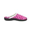 Dámská domácí obuv růžová bata, 579-5622 - 15