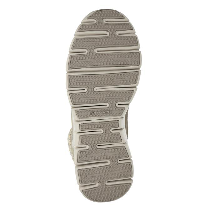 Dámská kotníčková obuv skechers, šedá, 501-2314 - 19