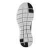 Kožená kotníčková obuv pánská skechers, černá, 806-6327 - 19