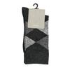 Sada dvou párů ponožek bata, šedá, 919-2642 - 13