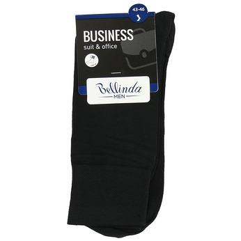 Pánské ponožky bellinda, černá, 919-6700 - 13