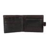 Pánská kožená peněženka bata, hnědá, 944-4202 - 15