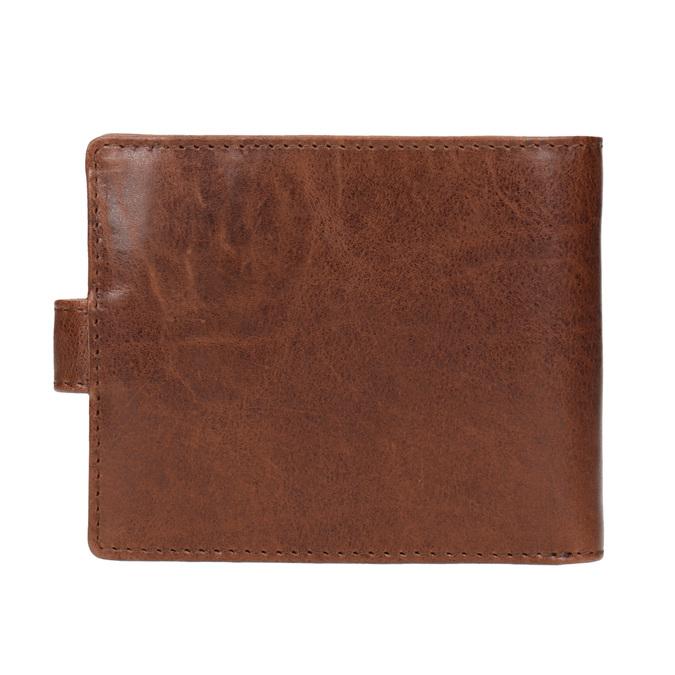 Dárkové balení kožený opasek a peněženka bata, hnědá, 954-4200 - 16