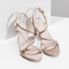 Dámské sandály s kamínky bata, 729-8611 - 26