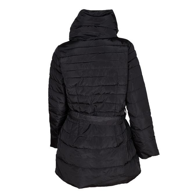 Dámský prošívaný kabát bata, černá, 979-6164 - 26