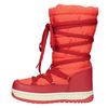 Červené dámské sněhule bata, červená, 599-5616 - 26