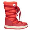 Červené dámské sněhule bata, červená, 599-5616 - 15