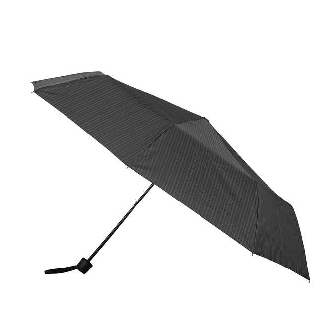 Černý rozkládací deštník bata, černá, 909-6609 - 13