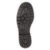 Pánská kotníčková obuv bata, hnědá, 896-4640 - 17