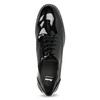 Dámské lakované polobotky bata, černá, 521-6608 - 17